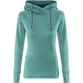 Black Diamond Tech Hoody Dam evergreen